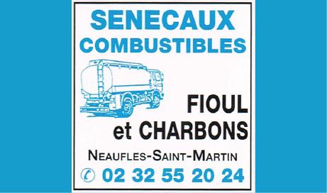 Sénécaux combustibles - Neaufles