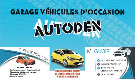 Autoden - Gisors