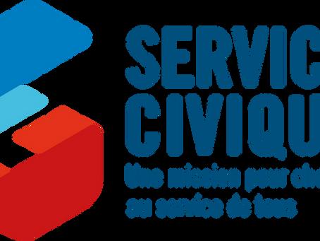 A la recherche de nos futurs volontaires en mission de service civique...