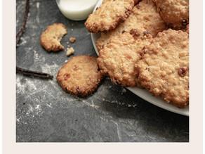 Nicht nur Krümelmonster mögen Kekse