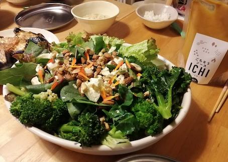 本日のお野菜セット(2021/2/26)