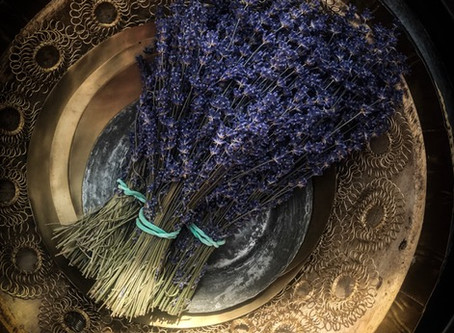 Natters on Aromas - Lavender