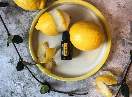 Natters on Aromas - Lemon