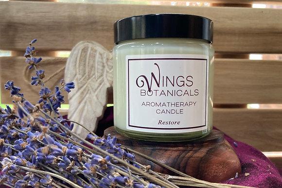 Aromatherapy Candle - Restore