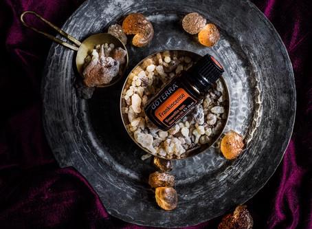 Natters on Aromas - Frankincense