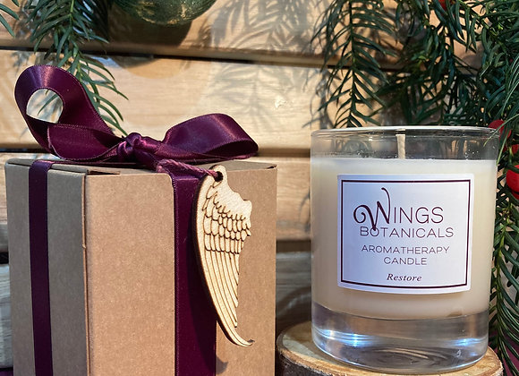 20cl Aromatherapy Candle with box