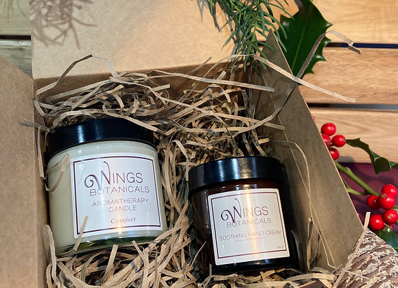Candle and Hand Cream Sets