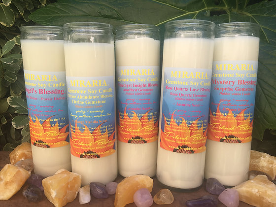 Miraria Gem Soy Candles
