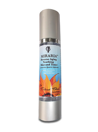 Miraria Reverse Aging Youthing Mist and Toner