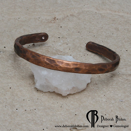 THRIVE COPPER BRACELET GENTS