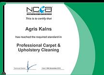 National Carpet Cleaners Association-NCC
