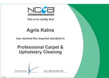 National Carpet Cleaners Association-NCC