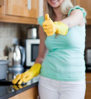House deep clean