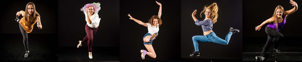 The JaM Youth Project Pre-Professional Tap Dance Company