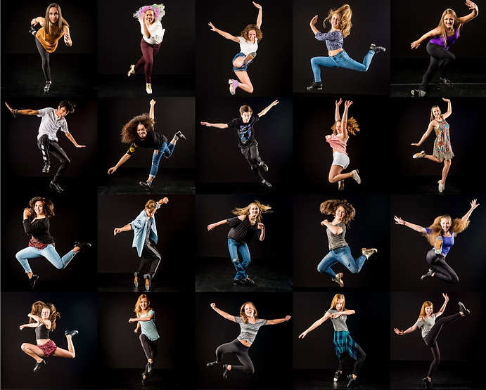 The JaM Youth Project Youth Tap Dance Company
