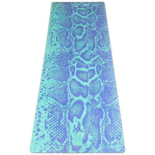 Snake Skin Yoga Mat