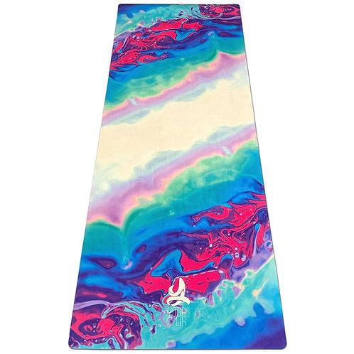 Ocean Tie Dye Yoga Mat