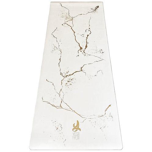 Gold Kintsugi Yoga Mat