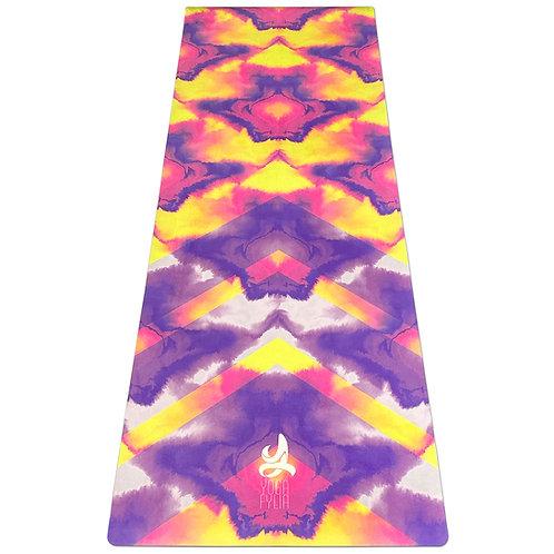 Lava Tie Dye Yoga Mat