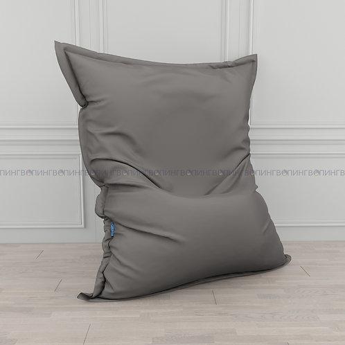 """Кресло-мешок Мат оксфорд """"Серый"""""""
