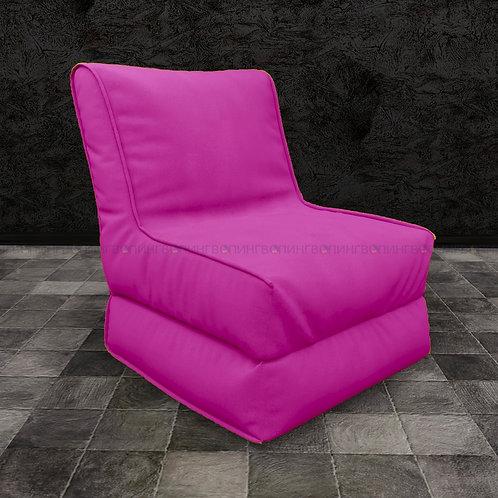 """Авторское кресло """"Le-Jack"""" микровелюр """"Розовый"""""""