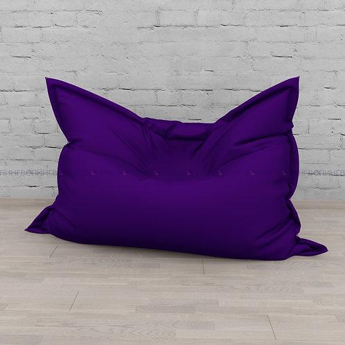 """Кресло-мешок Мат оксфорд """"Фиолетовый"""""""