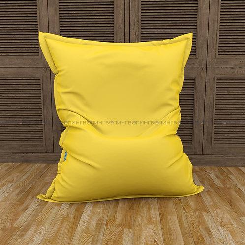 "Кресло-мешок Мат оксфорд ""Жёлтый"""