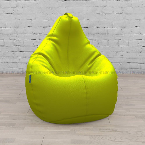 "Кресло-мешок Груша жаккард ""Apple"""