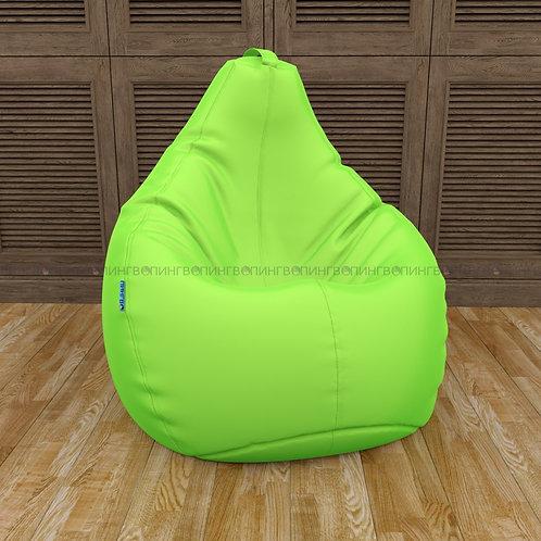 Кресло-мешок Груша оксфорд Салатовый