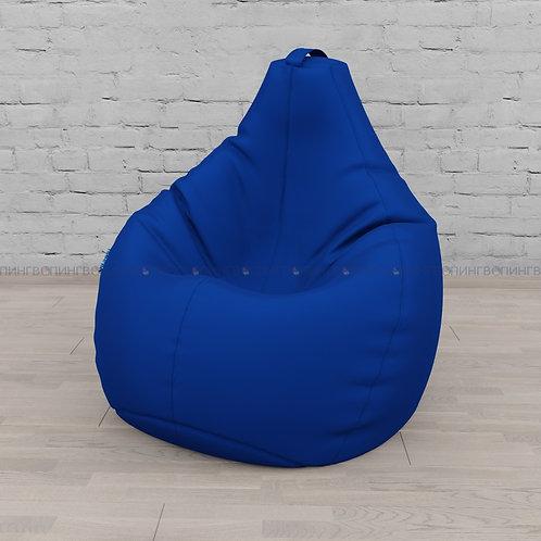 Кресло-мешок Груша оксфорд синий»