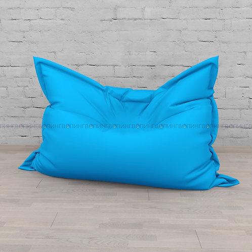 """Кресло-мешок Мат оксфорд """"Голубой"""""""