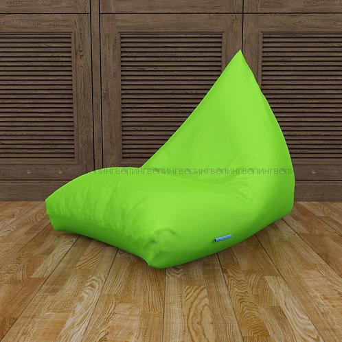 """Кресло-мешок Пирамида оксфорд """"Салатовый"""""""