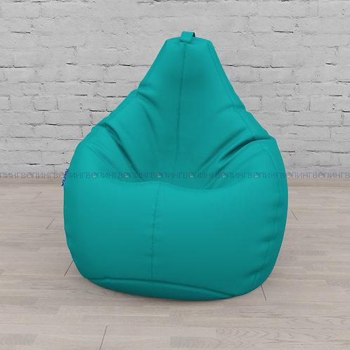 Кресло-мешок Груша оксфорд Бирюза