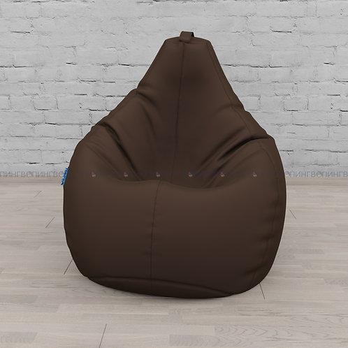 Кресло-мешок Груша оксфорд Шоколад