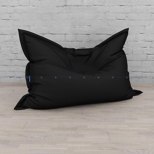 """Кресло-мешок Мат оксфорд """"Чёрный"""""""