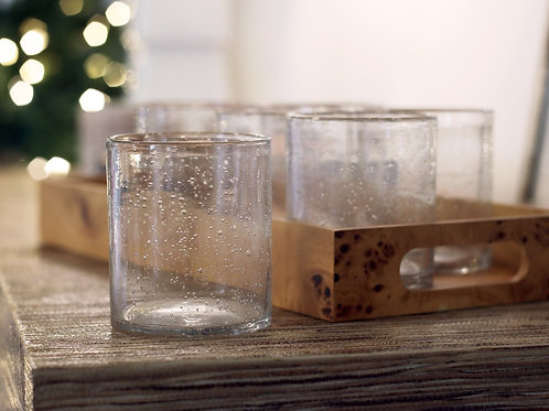 Bubble Glassware