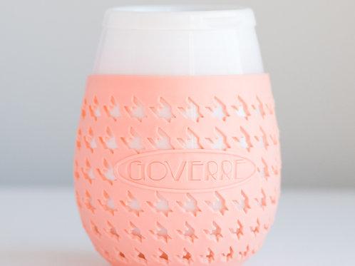 Goverre To-Go Wine Glass (Peach)