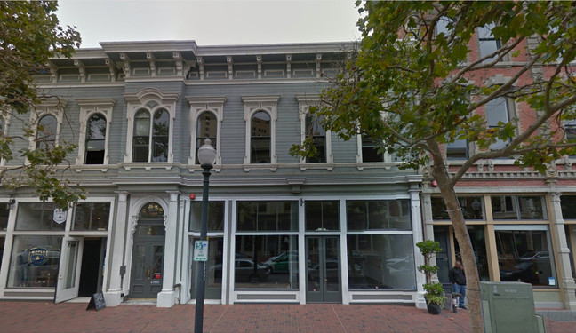 New Fall Location in Old Oakland