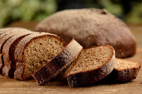 Pão de forma LowCarb de Amendoas