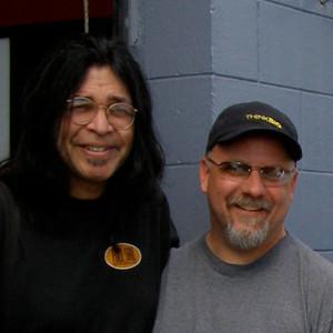 Jimmy Haslip and Scott Martin