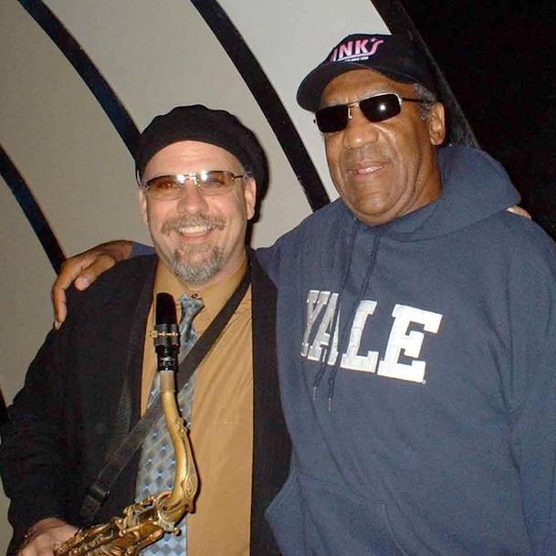 Scott M. & Bill Cosby