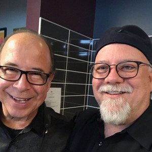 Emilio Castillo and Scott Martin