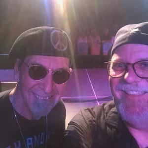 Stanler Behrens and Scott Martin