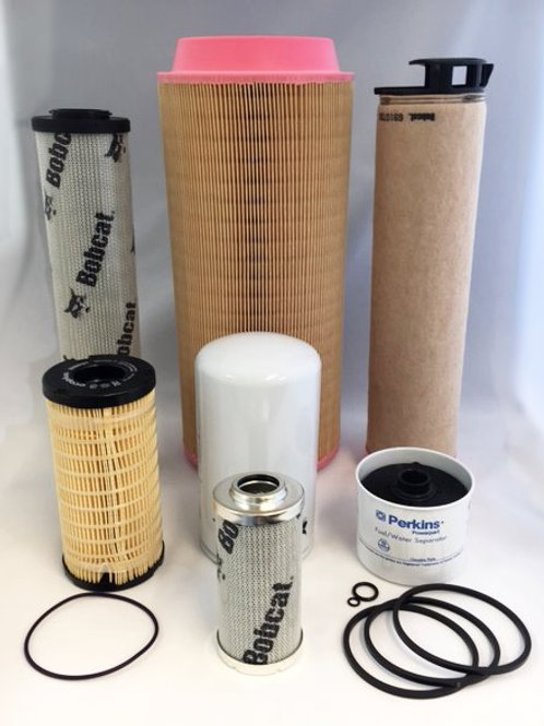 FILTER KIT BOBCAT TELEHANDLER 6987747