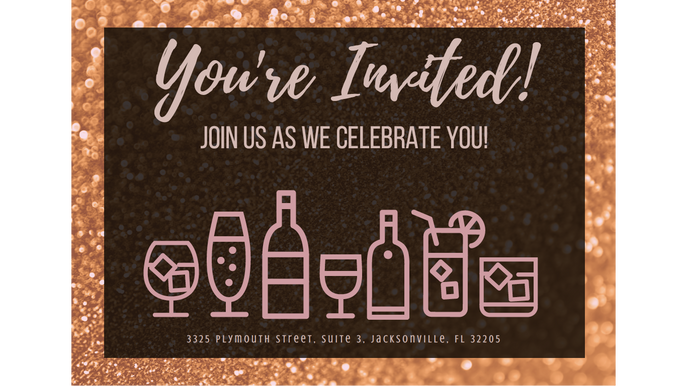 A Celebration You WON'T Want To Miss!
