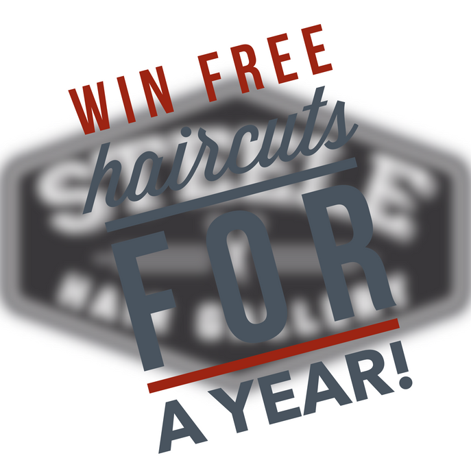 FREE Haircuts for a YEAR!!