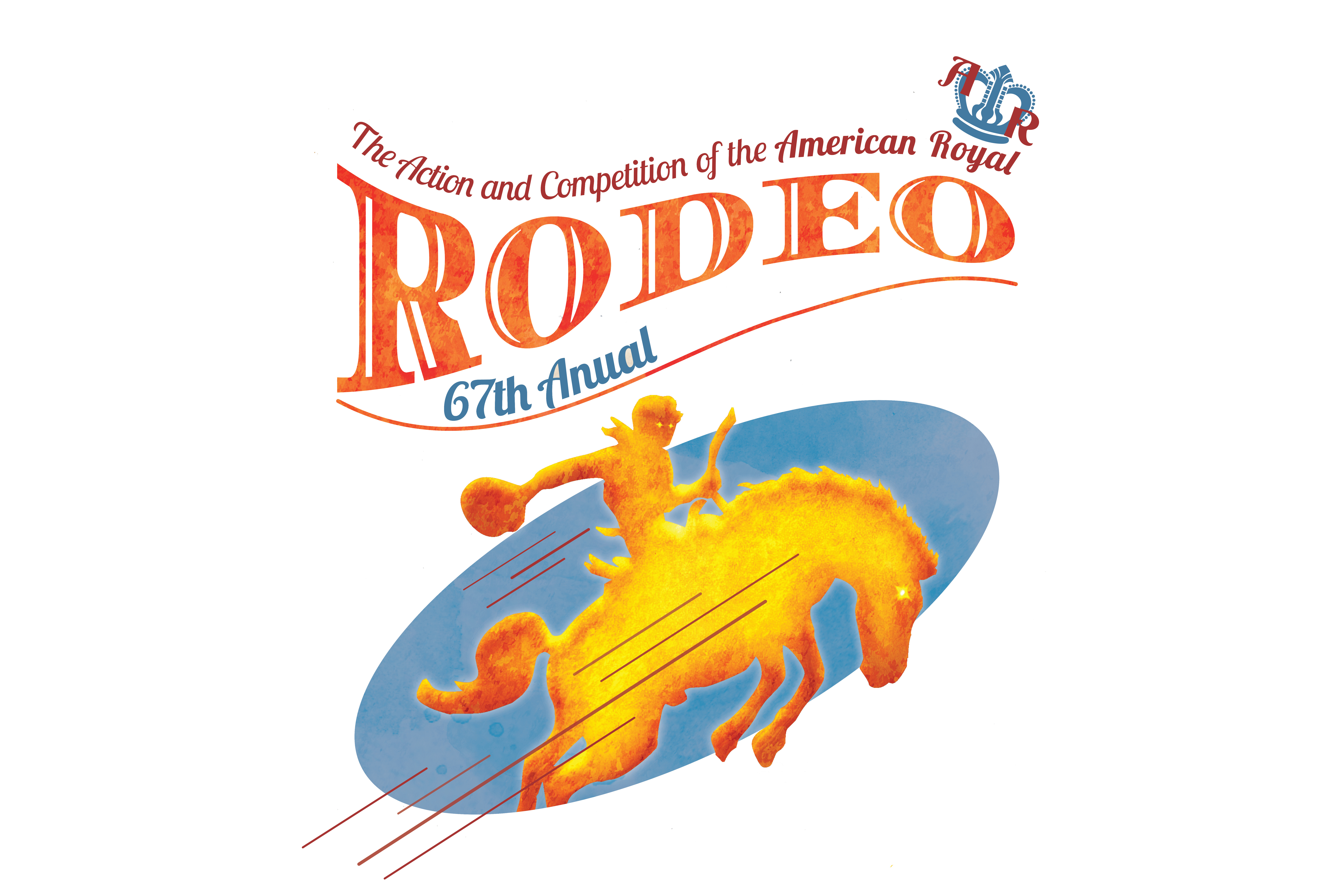 AR Rodeo Poster