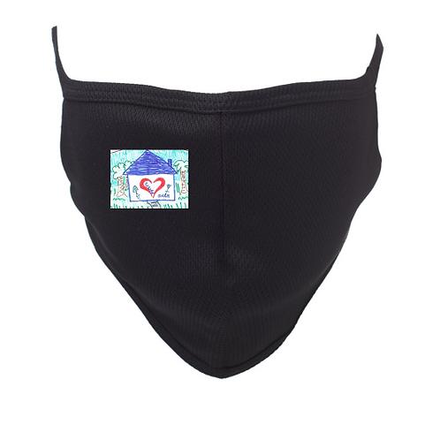 CCI Mask in Black
