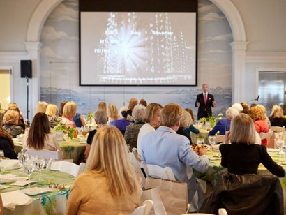 Community Centers 6th Annual Spring Luncheon with David Monn