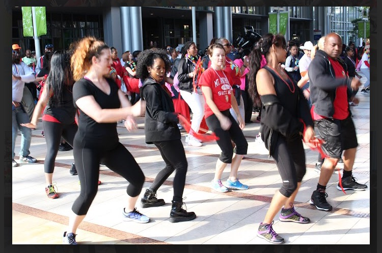 Rain AIDS Walk Charlotte 2016